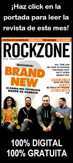 RockZone - Ya disponible el número de Julio