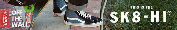 VANS - This Is The SK8-HI