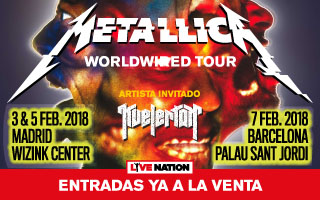 Metallica Worldwide Tour