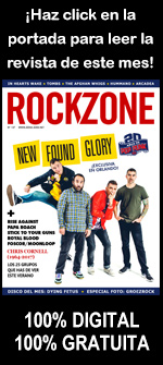 RockZone - Ya disponible el número de Junio