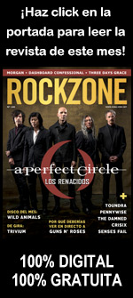 RockZone - Ya disponible el número de Abril