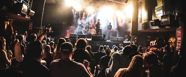 [Crónica] Cobra + Duna en Sala Jimmy Jazz, Vitoria-Gasteiz