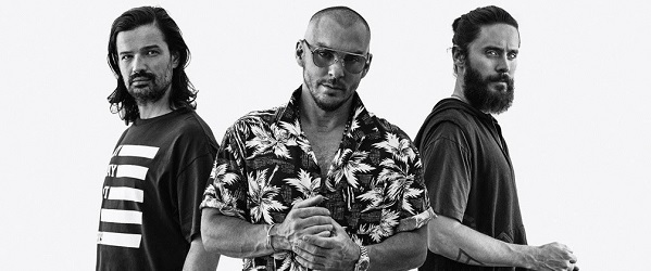 Thirty Seconds To Mars confirman tres fechas en abril