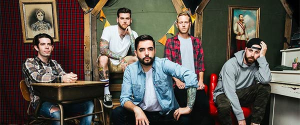 Nuevo disco y vídeo de A Day To Remember