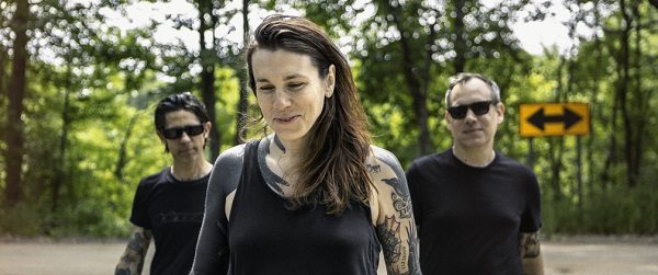 Laura Jane Grace (Against Me!) anuncia disco con su nueva banda
