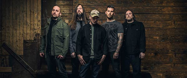 """Vídeo de All That Remains: """"Madness"""""""