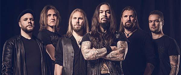 Amorphis, primeros cabezas de cartel del Z! Live Rock Fest