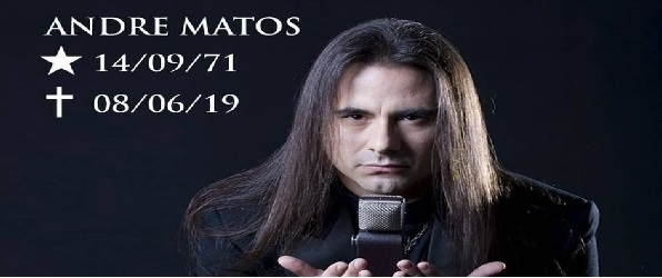 Fallece André Matos a los 47 años