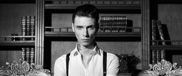 Andy Black lanza el vídeo de 'Ribcage'