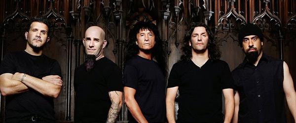 Anthrax anuncia nuevo álbum para febrero