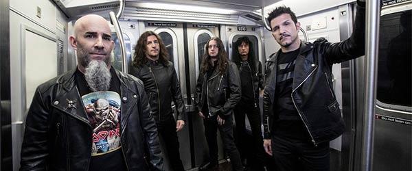 "Anthrax publican el vídeo para ""Monster at the End"""