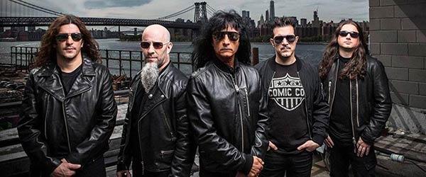 Anthrax confirmados para el Leyendas del Rock 2020