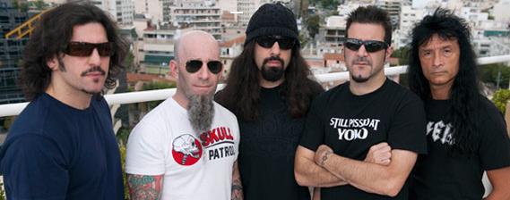 """Adelanto de Anthrax: """"Fight 'Em Til You Can't"""""""
