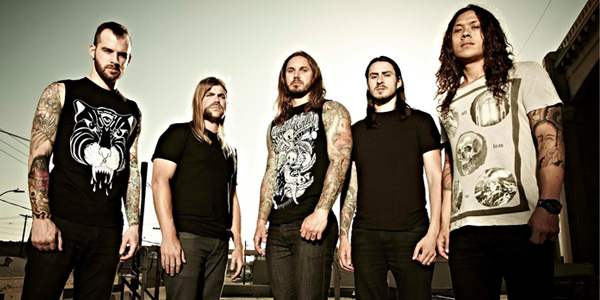 As I Lay Dying resucitan con 'My Own Grave'