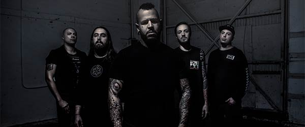 Nuevo tema de Bad Wolves: 'Toast To The Ghost'