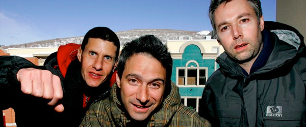 "Vídeo de Beastie Boys: ""Don't Play No Game That I Can't Win"""