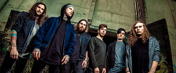 Betraying the Martyrs junto a August Burns Red en diciembre