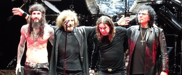 Black Sabbath ofrecen su último concierto