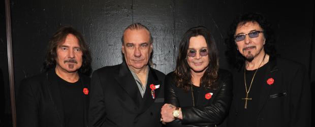 Black Sabbath: Reunión, nuevo disco y nueva gira