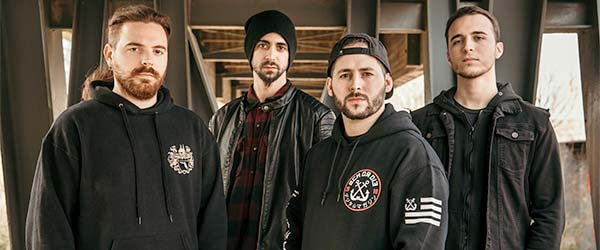 """Blaze Out lanzan el lyric vídeo para """"Attack On Titan"""""""