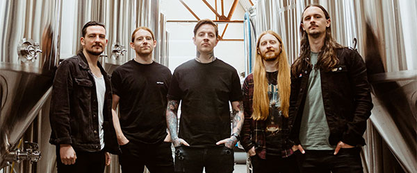 Bleed From Within anuncia teloneros de su gira europea