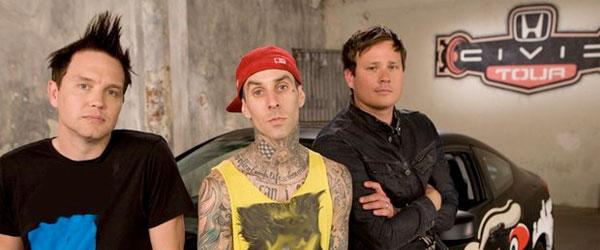 Portada del nuevo disco de Blink-182