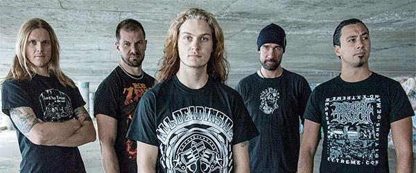 Vídeo de Blood Eagle (Mnemic, Raunchy, Volbeat, ...)