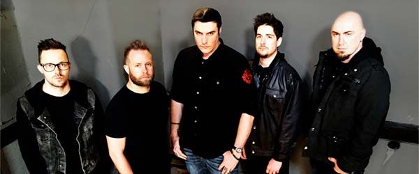 Vídeo de Breaking Benjamin 'Red Cold River'