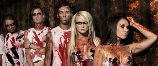 "Vídeo de ""I Smell A Massacre"" de Butcher Babies"