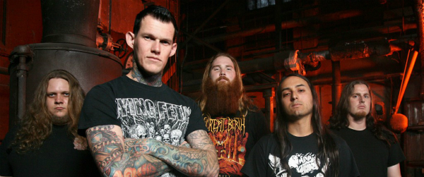 """Vídeo de Carnifex: """"Hatred and Slaughter"""""""