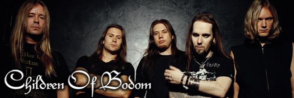 Portada y tracklist para el nuevo disco de Children Of Bodom
