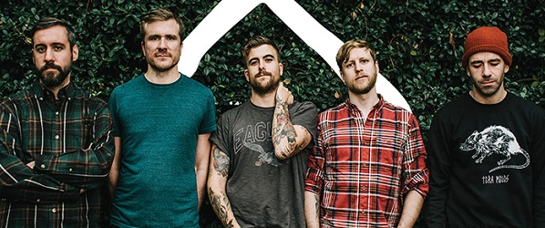 Nuevo single de Circa Survive 'Dark Pools'