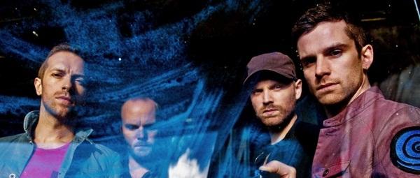 Nuevo single de Coldplay