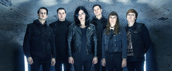 Nuevo vídeo de Creeper: 'Black Rain'