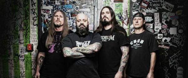 """Crowbar anuncian nuevo disco: """"Symmetry in Black"""""""