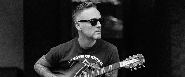 Dave Hause lanza el vídeo de 'The Flinch'