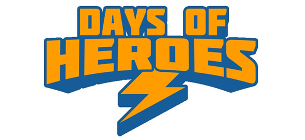 Ya se puede escuchar el debut de Days Of Heroes