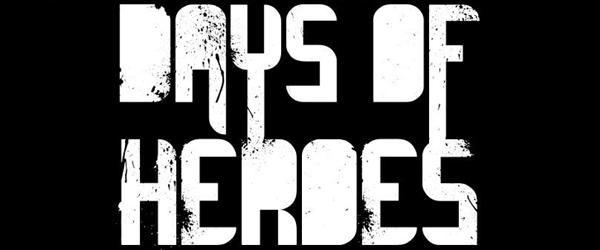 Nuevo grupo madrileño: Days Of Heroes