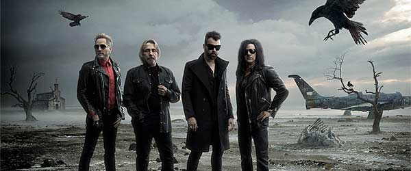 Vídeo de Deadland Ritual (ex-Black Sabbath, Guns N' Roses)