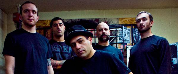 Gira española de Death By Stereo en julio