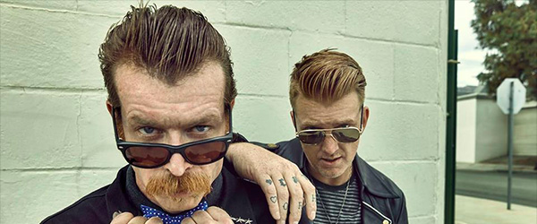 Eagles Of Death Metal lanzarán un directo grabado en París