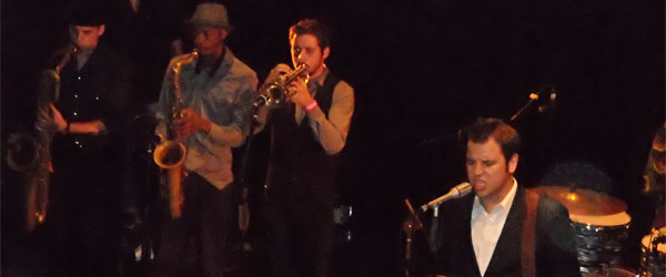 """Crónica: 26/07 - Eli """"Paperboy"""" Reed & The True Loves"""