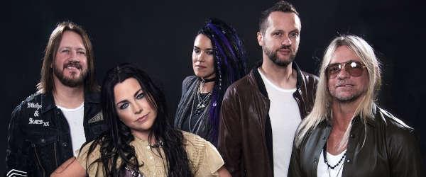 """Evanescence lanza el vídeo para su versión de """"The Chain"""""""