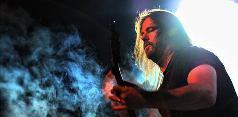 Gary Holt (Exodus) sustituto temporal de Jeff Hanneman en Slayer