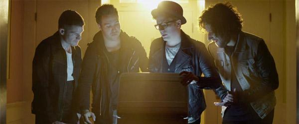 Fall Out Boy anuncian nuevo disco y fechas en España