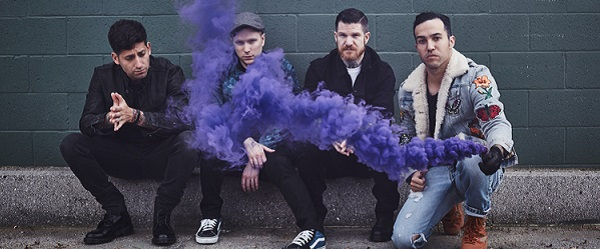 Fall Out Boy lanzan otro tema nuevo 'Champion'