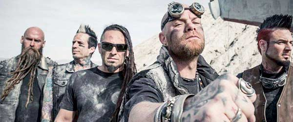 Nuevo vídeo de Five Finger Death Punch