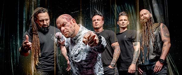 "Nuevo single de Five Finger Death Punch: ""Full Circle"""