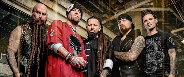 Nuevo vídeo de Five Finger Death Punch