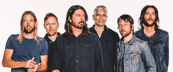 "Foo Fighters anuncian nuevo disco con un primer single, ""Shame Shame"""